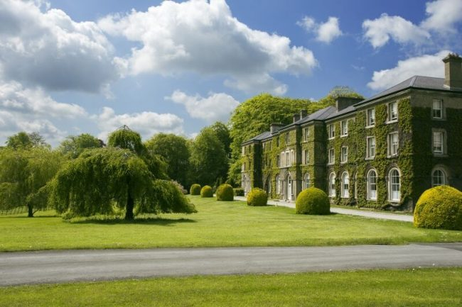 Traditional irish boarding school