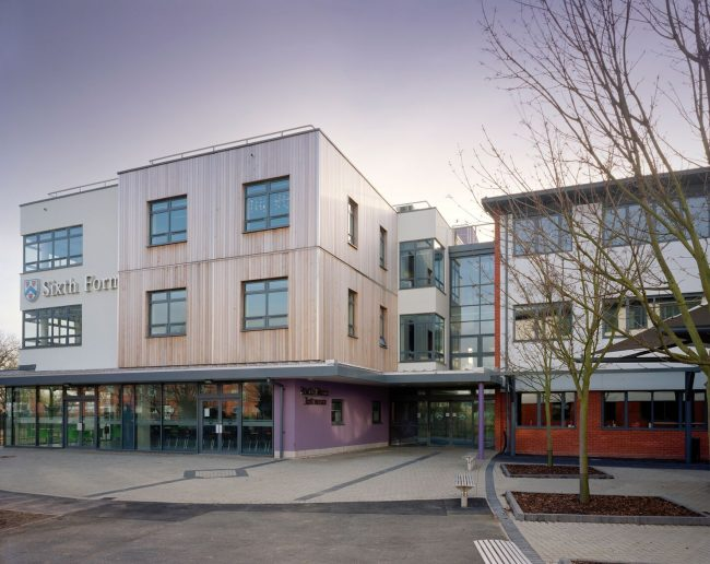 Modern UK state school