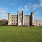 New Horizons Summer Camp Ireland - castle view