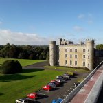 New Horizons Summer Camp Ireland - castle