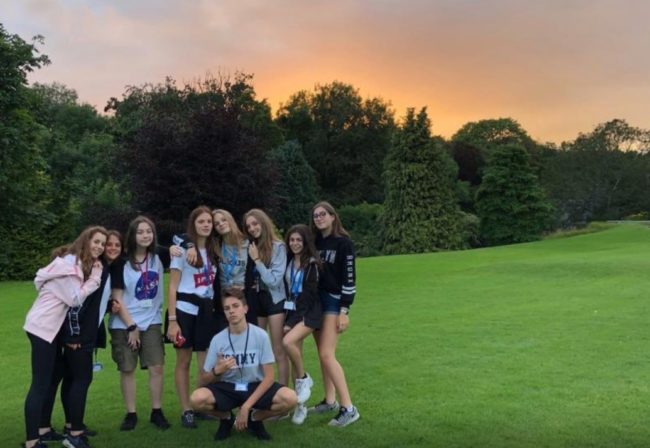 New Horizons Summer Camp Ireland
